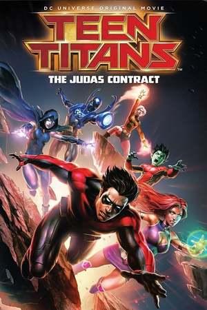 Poster: Teen Titans: Der Judas-Auftrag