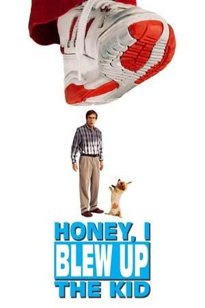 Poster: Liebling, jetzt haben wir ein Riesenbaby