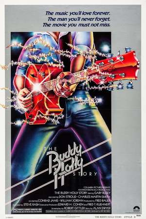 Poster: Die Buddy Holly Story