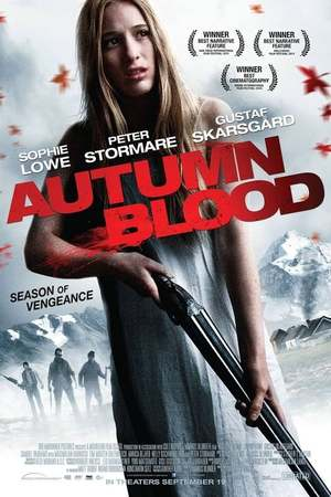Poster: Autumn Blood - Zeit der Rache