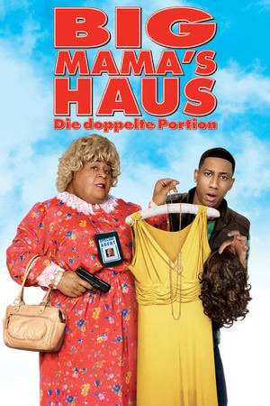 Poster: Big Mama's Haus - Die doppelte Portion