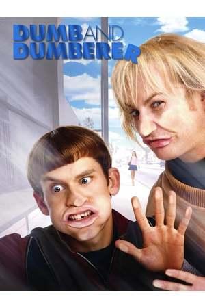 Poster: Dumm und dümmerer