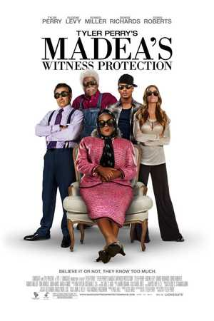 Poster: Madea's Witness Protection