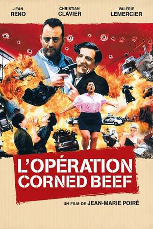 Poster: Operation Corned Beef