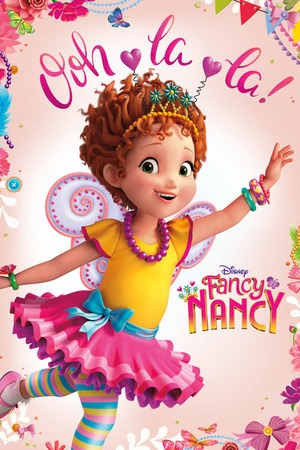 Poster: Fancy Nancy