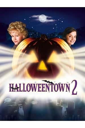 Poster: Halloweentown II