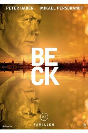 Poster: Kommissar Beck 28 - Familienbande