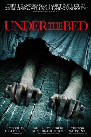 Poster: Under the Bed - Es lauert im Dunkeln