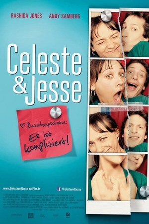 Poster: Celeste & Jesse