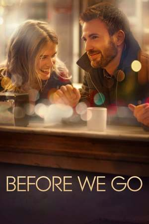 Poster: Before We Go