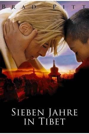 Poster: Sieben Jahre in Tibet