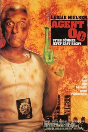 Poster: Agent 00 - Mit der Lizenz zum Totlachen