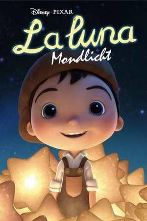 Poster: La Luna - Mondlicht
