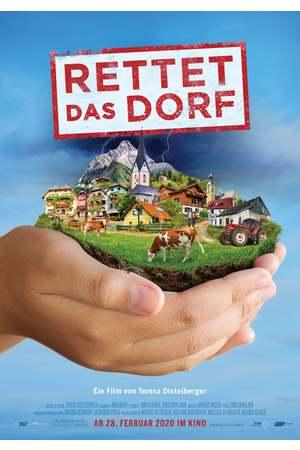 Poster: RETTET DAS DORF