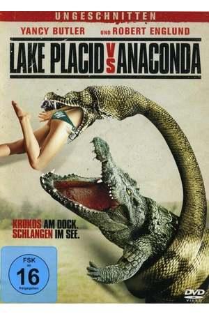 Poster: Lake Placid vs. Anaconda