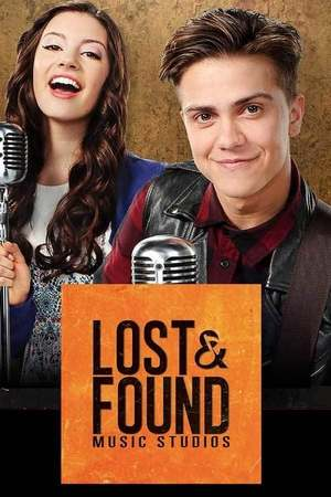 Poster: Lost & Found Music Studios