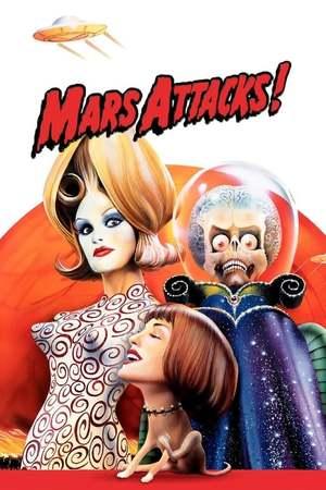 Poster: Mars Attacks!
