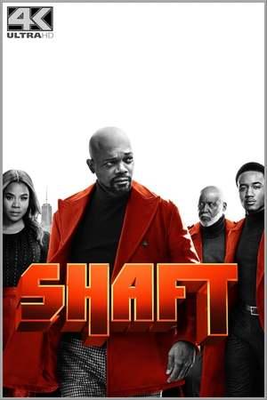 Poster: Shaft
