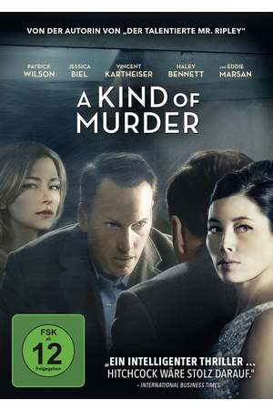 Poster: A Kind of Murder