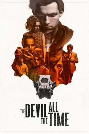 Poster: The Devil All the Time