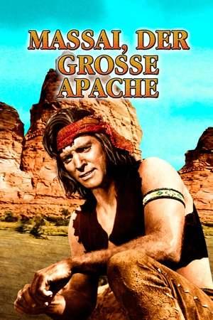 Poster: Massai, der große Apache