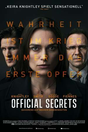 Poster: Official Secrets