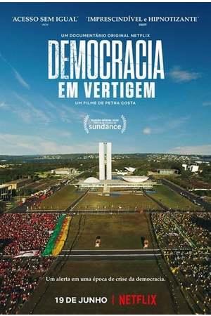Poster: Am Rande der Demokratie