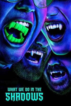 Poster: What We Do in the Shadows