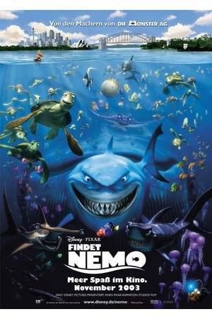 Poster: Findet Nemo