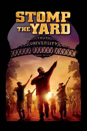 Poster: Stomp the Yard