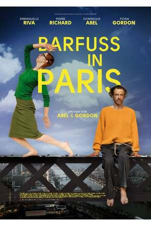 Poster: Barfuss in Paris
