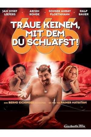 Poster: 666 - Traue keinem, mit dem Du schläfst!