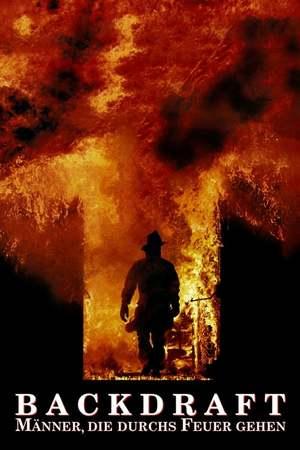 Poster: Backdraft - Männer, die durchs Feuer gehen