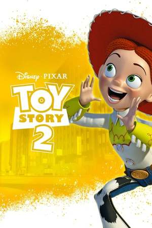 Poster: Toy Story 2