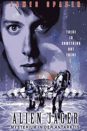 Poster: Alien Jäger - Mysterium in der Antarktis