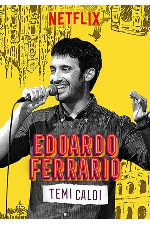 Poster: Edoardo Ferrario: Temi Caldi