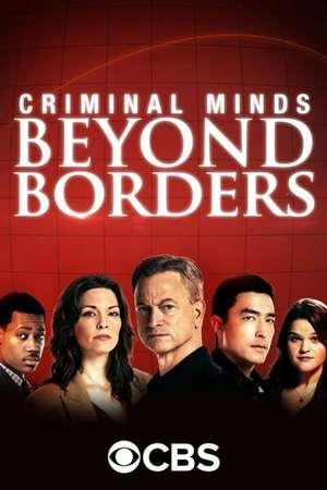 Poster: Criminal Minds: Beyond Borders
