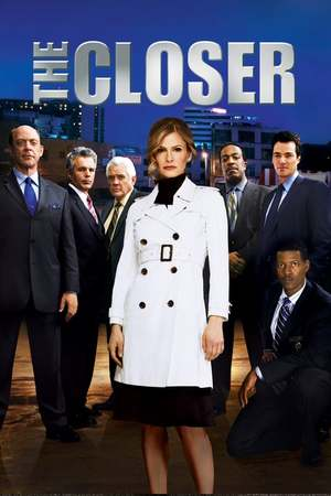 Poster: The Closer