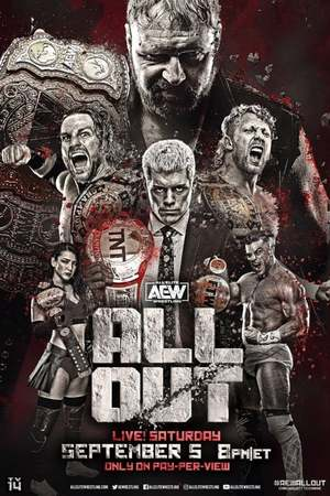 Poster: AEW All Out 2020
