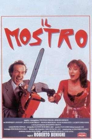 Poster: Das Monster