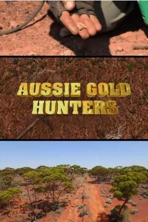 Poster: Australien Gold - Schatzsuche Down Under