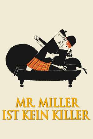Poster: Mr. Miller ist kein Killer