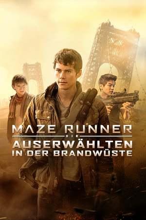 Poster: Maze Runner - Die Auserwählten in der Brandwüste