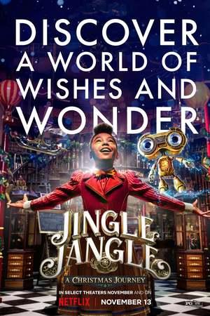 Poster: Jingle Jangle Journey: Abenteuerliche Weihnachten!