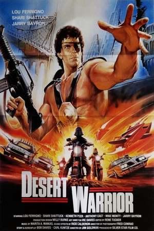 Poster: Desert Warrior