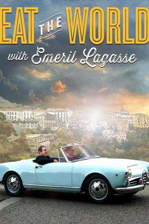 Poster: Eat the World with Emeril Lagasse