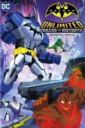 Poster: Batman Unlimited: Mechs vs. Mutants