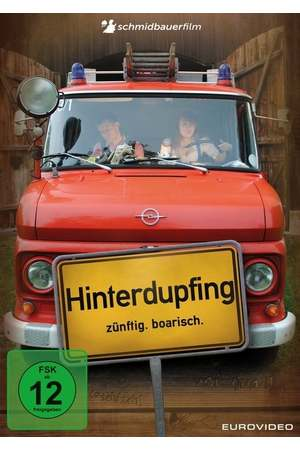 Poster: Hinterdupfing