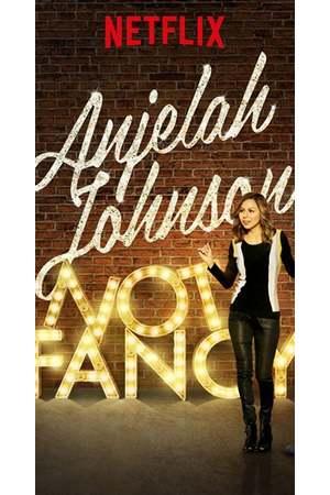 Poster: Anjelah Johnson: Not Fancy