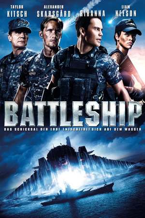 Poster: Battleship